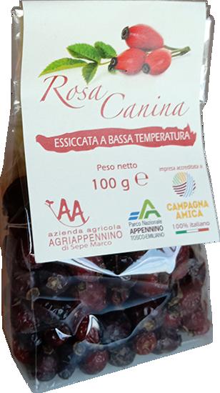 Picture of Rosa canina essiccata 100 g