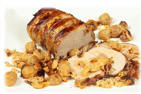 Immagine per la categoria Arrosto di maiale con castagne
