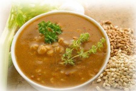 Immagine per la categoria Zuppa di castagne e farro